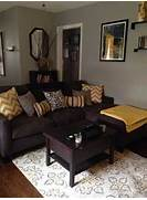 Living Room Color Ideas For Dark Brown Furniture by 1000 Ideas About Brown Sofa Decor On Pinterest Brown Living Room Sofas Br