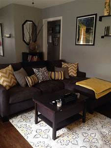 1000+ ideas about Brown Sofa Decor on Pinterest Brown