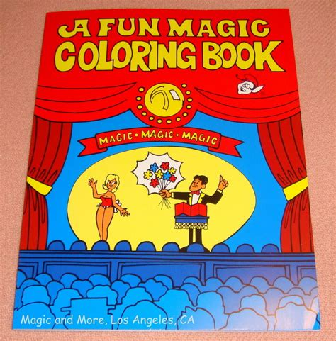 fun magic coloring book pocket size easy shipping
