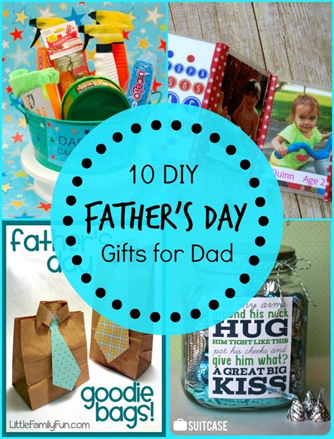 insanely creative diy fathers day gifts  dad