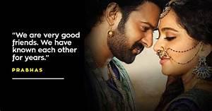 Prabhas Quashes Rumours Of Dating Anushka Shetty But His ...
