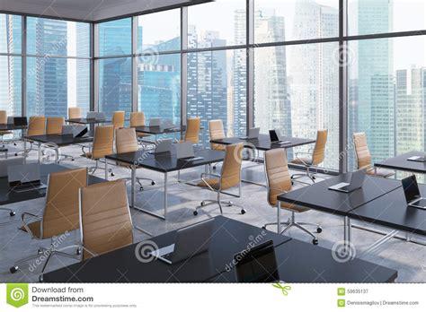 le de bureau york lieux de travail dans un bureau panoramique faisant le