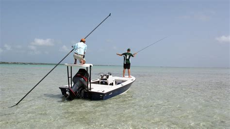 Flats Boats Offshore by Turks And Caicos Fishing Fishing Vacation Fishing