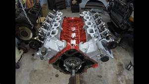 2002 Dodge Dakota 4 7l V8 Engine Rebuild  Part 7
