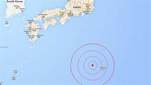 Strong 7.8 quake strikes off Japan's remote Bonin Islands ...