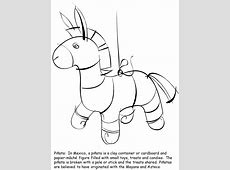 Mexico 11 Countries Coloring Pages coloring page & book