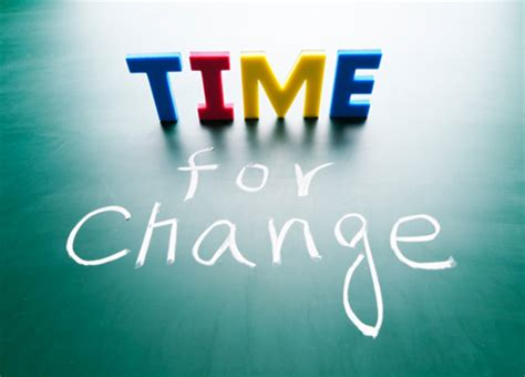 approach change differently change  approach