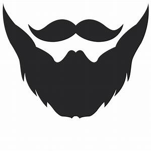 White Bearded Clipart Clipground