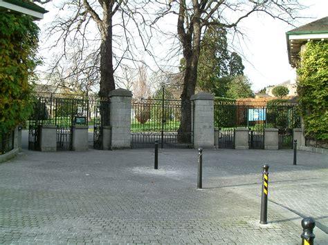 Botanischer Garten Dublin öffnungszeiten by Dublin Parks