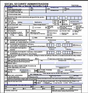 how to apply for a social security card in the usa With documents for social security replacement