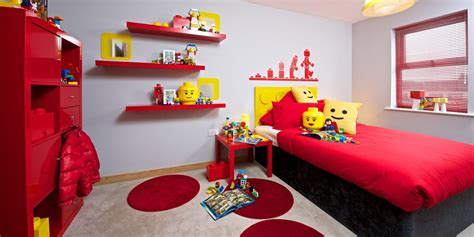 Lego Kids Bedroom-weston Homes Lego Room