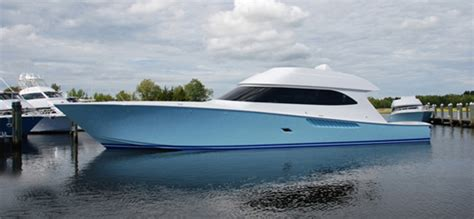 Viking Brand Boats by 2007 Viking Yacht Research