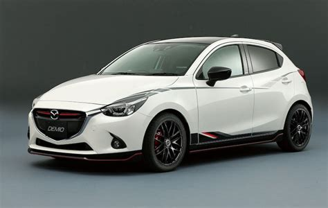 mazda modellen 2016 first tuned mazda2 and cx 3 revealed ahead of tokyo auto