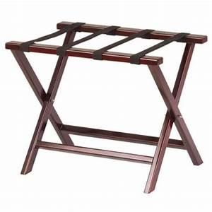 mobilier table porte valise pour chambre With porte valise de chambre