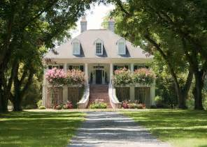 Stunning Plantation Home Designs by Southern Home Photograph By Danny Jones
