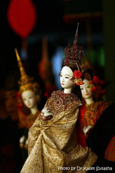 traditional thai marionette pinterest