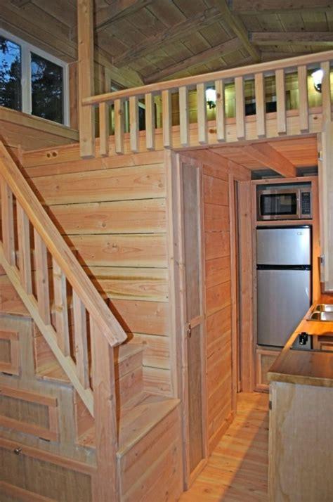 cape  molecule tiny house  sale  lofts  stairs