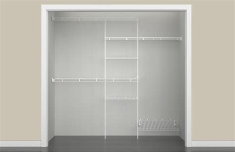 3 Ft Closet Organizer by 5 Ft 8 Ft Closet Organizer With Shoe Rack