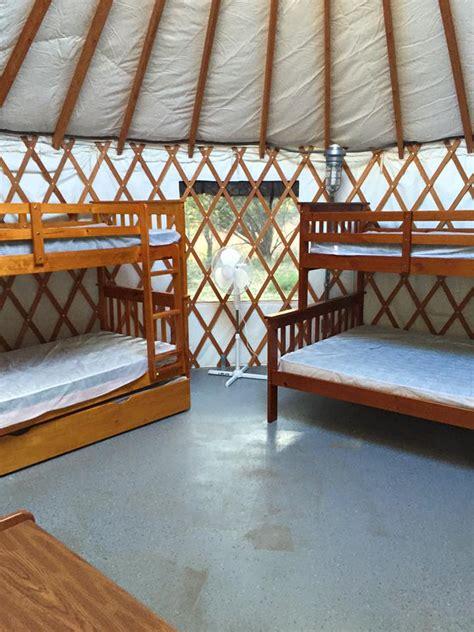 abilene state park yurt  person texas parks wildlife department