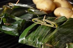 Glut Und Wasser Speisekarte : fisch im bananenblatt toll wenn g ste kommen raffiniert einfache zubereitung auf dem grill ~ Watch28wear.com Haus und Dekorationen