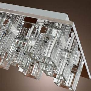 Lightinthebox? k crystal flush mount with lights in