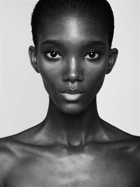 Ethio Beauty - TOP BLACK MODELS 2013 - FEMALE