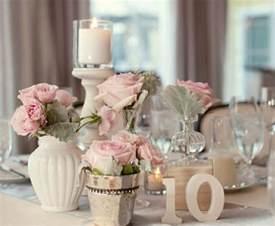 deco table de mariage comment décorer le centre de table mariage