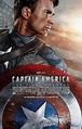 Chris Evans CAPTAIN AMERICA: THE FIRST AVENGER Poster ...