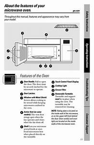 Features Of Your Microwave Oven  Features Of Your