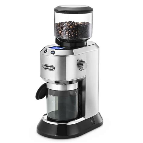 We're going to help you pick the perfect manual grinder for you. De'Longhi Dedica Coffee Grinder - Silver