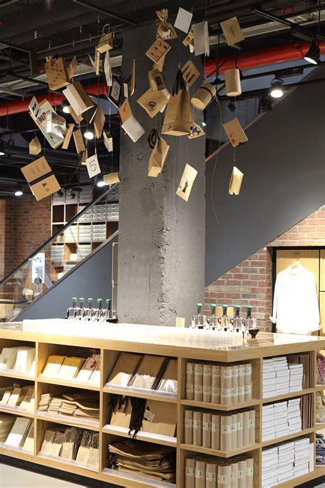 muji opens north american flagship store   york city