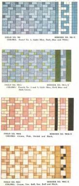 112 patterns of mosaic floor tile in amazing colors friederichsen floor wall tile catalog