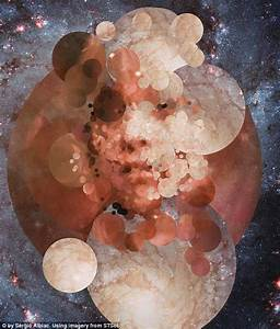 Sergio Albia: Photographer creates portraits using images ...