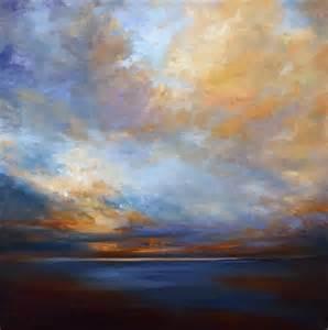Sheila Finch Coastal Painting