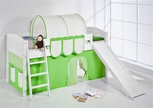 Hochbett Kinder Mit Rutsche : spielbett hochbett kinderbett kinder bett mit rutsche umbaubar einzelbett 4106 ebay ~ Indierocktalk.com Haus und Dekorationen