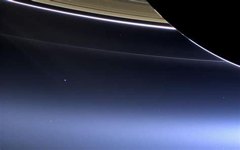 Nasa Space Saturn Earth Planetary Rings Wallpapers