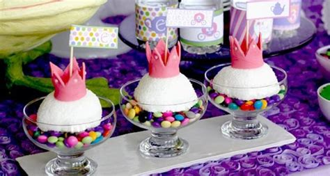 purple princess tea party pretty  party party ideas