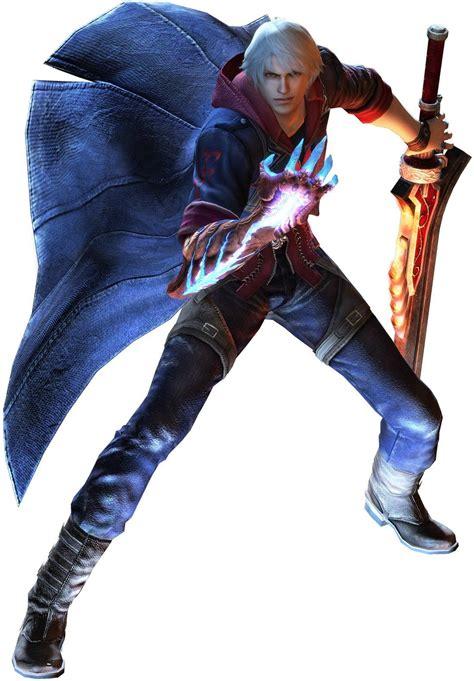 Nero  Devil May Cry Wiki  Fandom Powered By Wikia