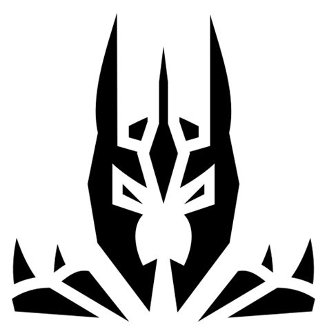 overlord helm icon game iconsnet
