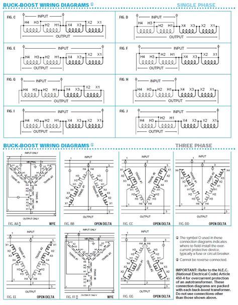 acme buck boost transformer wiring diagram buck boost acme faq page 2