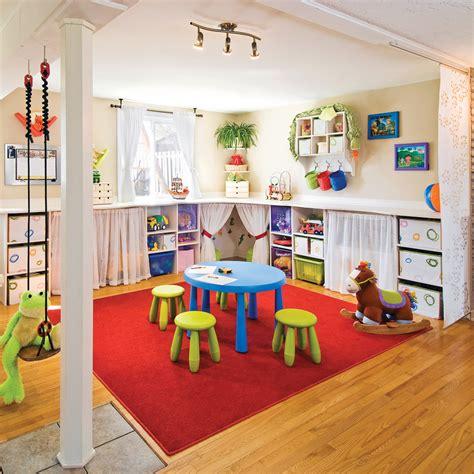 chambre bebe style anglais salle de jeu multicolore rangement inspirations