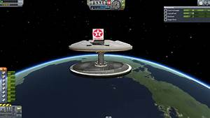 The Space Gas Station - Command and Control - Kerbal Space ...