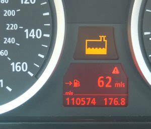 coolant warning light how to check bmw coolant level low warning