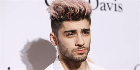 model rambut pria warna coklat ala model