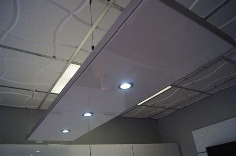 Modular Ceiling Design by Modular Ceiling Panels