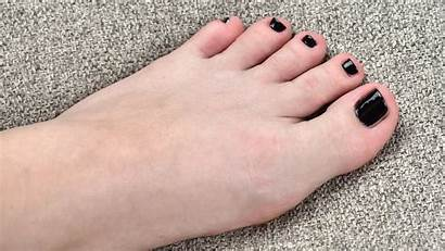 Pedicure Wikihow Come Step Soak Toes Hongos