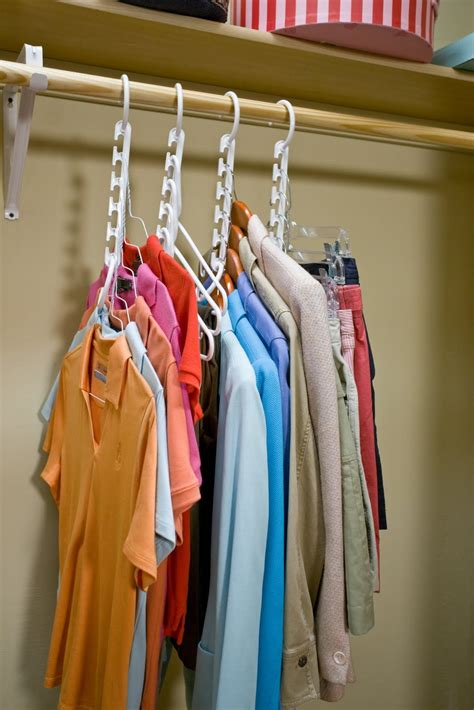 Hangers In Closet by The Company Claims That Each Hanger Can Hold 20 Pounds Of