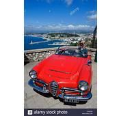 Alfa Romeo Giulietta Stock Photos &