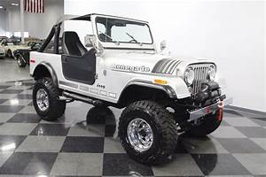 1979 Jeep Cj7 Renegade For Sale  77804