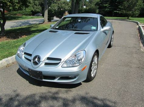 car service manuals pdf 2005 mercedes benz slk class auto manual purchase used 2005 mercedes benz slk350 convertible 2 dr manual transmission 5700 miles silver